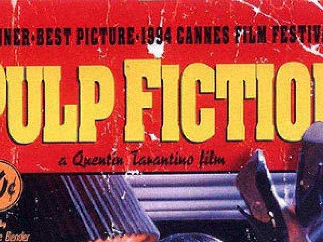 Pulp Fiction: Quentin Tarantinos Meisterwerk
