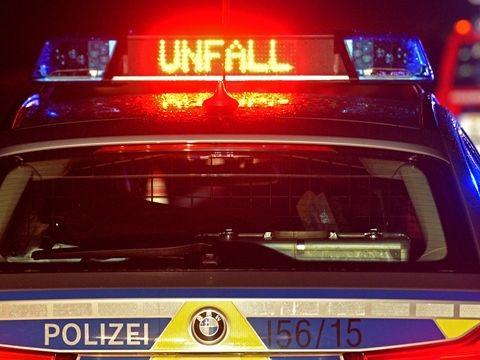 Drei Schwerverletzte bei Unfall nahe Memmingen