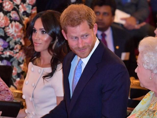 Harry & Meghan soll unangenehmes Gespräch mit der Queen bevorstehen