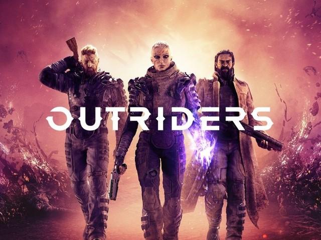 Outriders: Server-Überlastung, mehrstündige Downtime und PC-Macken; Erfolg für Square Enix auf Steam
