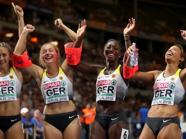 EM in Berlin: Die alte Tante Leichtathletik kommt in der neuen Welt an