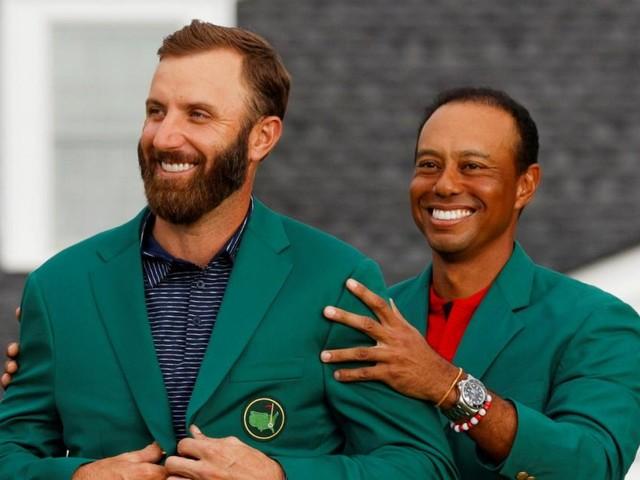 Golf-Masters in Augusta: Jeder will das hässliche grüne Jacket
