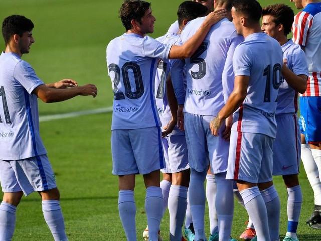 Demir feiert mit Barcelona den zweiten Testspiel-Sieg