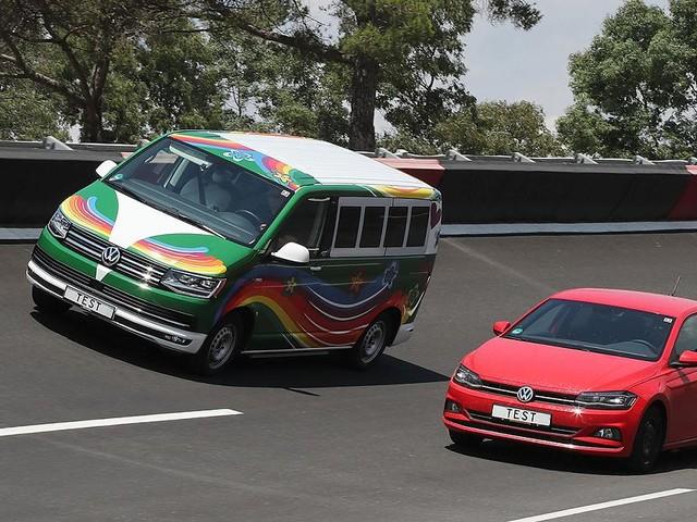 ADAC Sommerreifen-Test - Neuer Test für Kleinwagen und Transporter: Neun Reifen fallen durch
