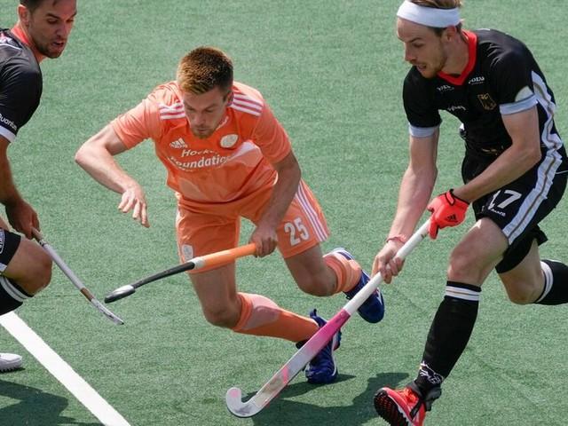 Deutsche Hockey-Herren verlieren EM-Finale gegen die Niederlande