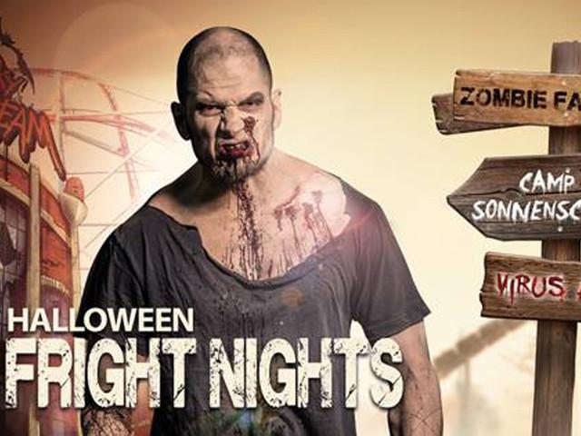 """Das bietet der Holiday Park an Halloween 2017: """"Halloween Fright Nights"""" mit vier Horror-Attraktionen"""
