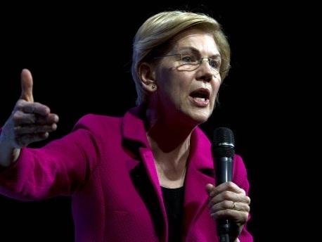 Nach Mueller-Bericht: Demokratin Warren fordert Amtsenthebungsverfahren gegen Trump