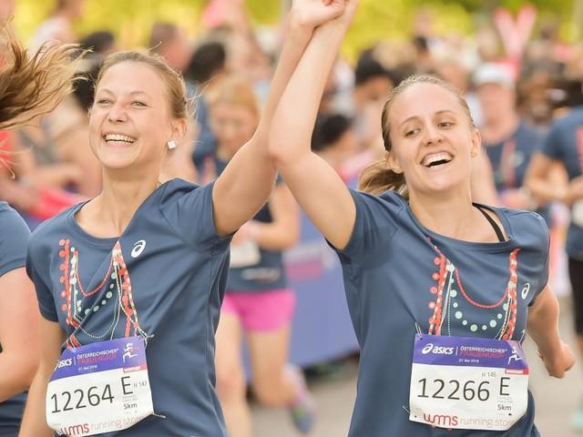 Startschuss: Gemeinsam Trainieren für den Frauenlauf