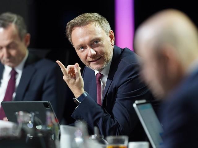 Mit 93 Prozent der Stimmen: Lindner als FDP-Chef im Amt bestätigt