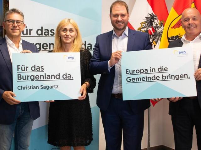 EU-Werbetour durchs Land soll für Europa begeistern