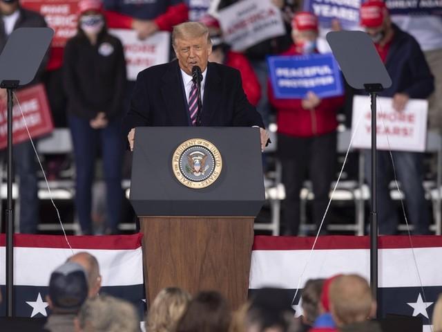 """US-Einsatzkräfte verletzten Journalist – Trump spricht von """"wunderschönem Vorfall"""""""