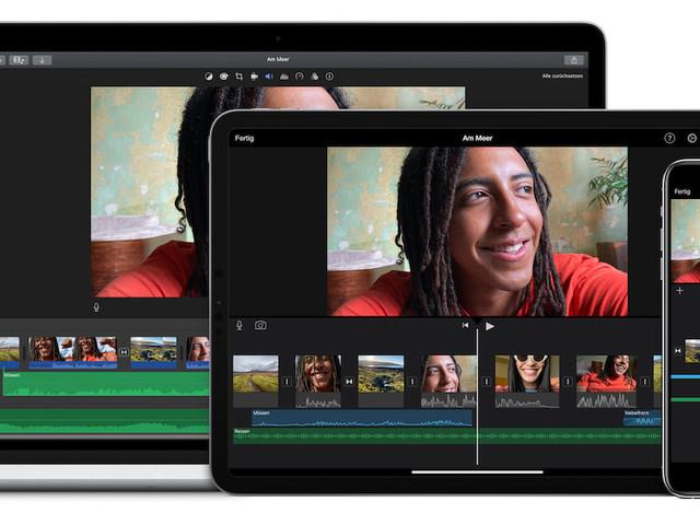 iMovie für Mac: Update bringt neue Funktionen + Stabilitätsverbesserungen