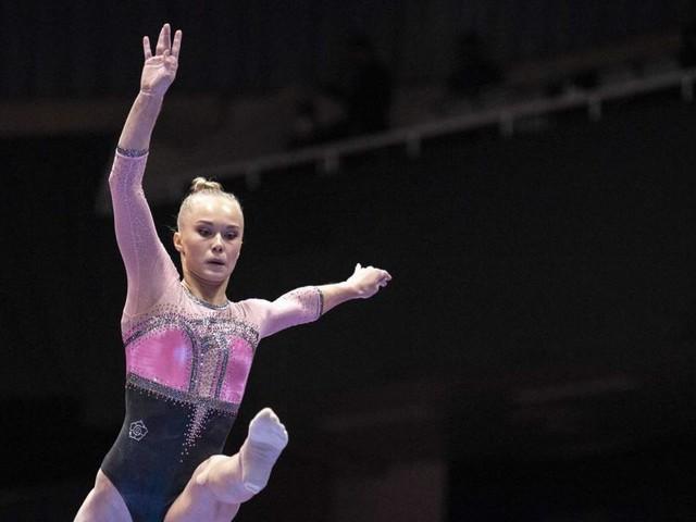 Mehrkampf-Gold für Angelina Melnikowa bei der Kunstturn-WM