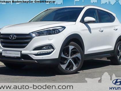 Hyundai Tucson 2.0 CRDI Style: Gebrauchtwagen, Preis, SUV Hyundai SUV mit Topausstattung für 15.000 Euro