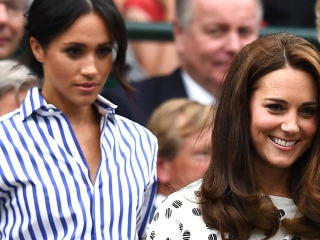 Herzogin Kate versucht Neuanfang mit Herzogin Meghan zu starten