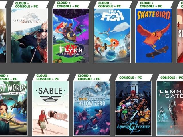 Xbox Game Pass: Zweite Spieleladung für September 2021