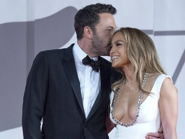 Jennifer Lopez und Ben Affleck: Sie waren der Hingucker auf dem roten Teppich