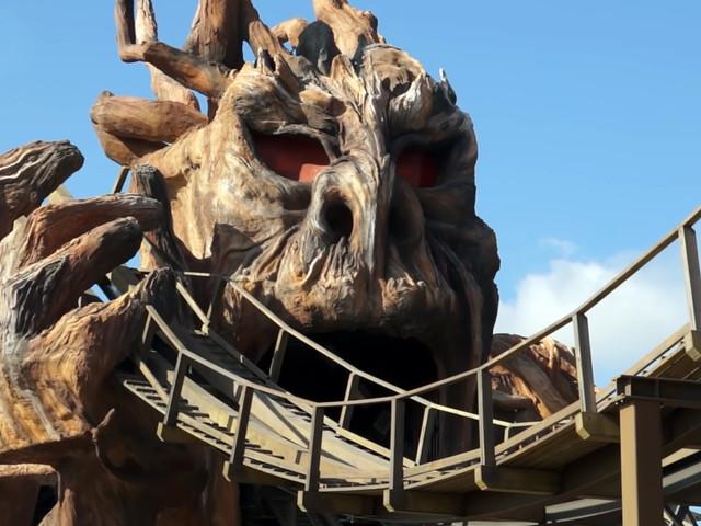 "Heide Park enthüllt Termin für ""Colossos""-Wiedereröffnung"