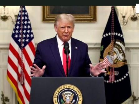 """""""Friedensstifter"""" Trump greift China scharf an"""