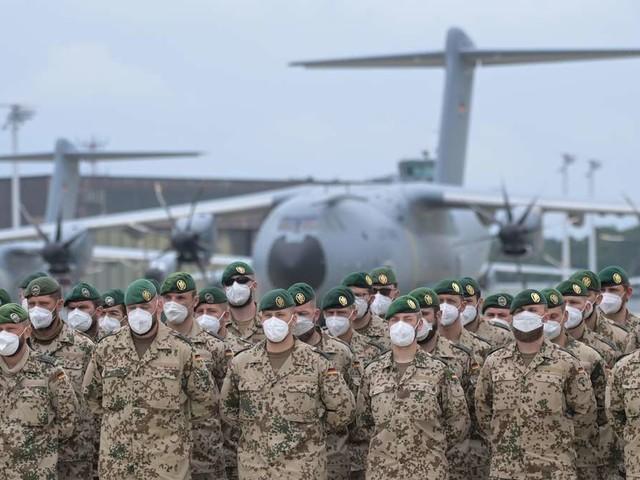 Hatten für Bundeswehr gearbeitet: Bisher 905 Ortskräfte und Angehörige aus Afghanistan eingereist