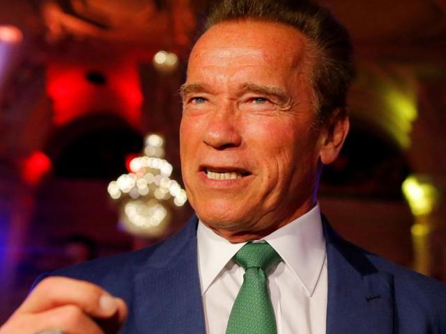 Schwarzenegger hat heute Alaba und seine Bayern zu Gast