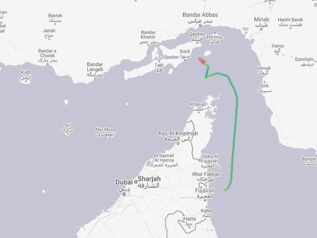 Revolutionsgarden melden Vorfall: Iran setzt britischen Öltanker am Golf fest