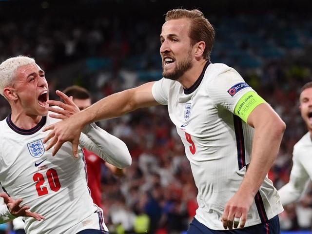 Historischer Erfolg gegen Dänemark: England erstmals im EM-Finale