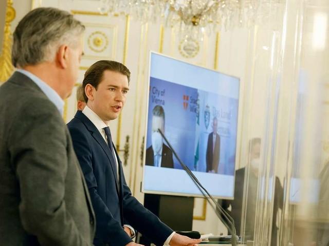 Corona: Österreich forciert erste Öffnungs-Welle - große Hoffnung für Gastronomie