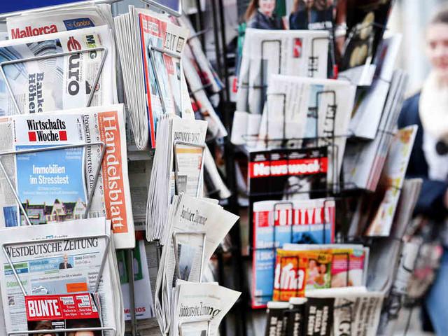 Mehr Menschen misstrauen der Berichterstattung: Etablierte Medien in Deutschland polarisieren stärker
