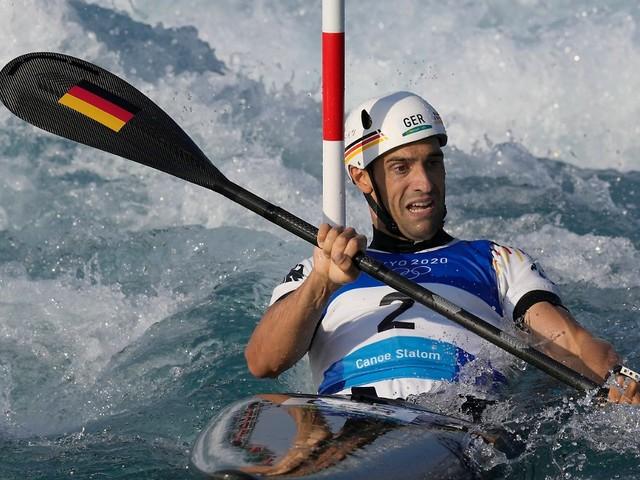 Hannes Aigner gewinnt Bronze: Slalom-Kanuten überragen bei Olympia