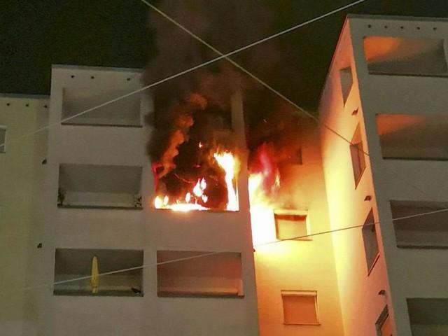 Innsbruck: Leiche nach Wohnungsbrand entdeckt