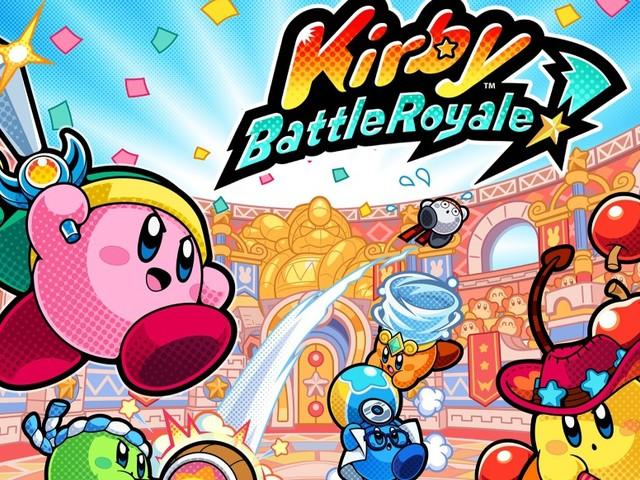 Kirby Battle Royale: Demo mit drei der zehn Kampfmodi für 3DS verfügbar