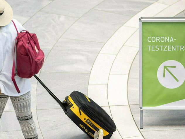 Vor Kabinettsbeschluss zur Testpflicht: Olaf Scholz verteidigt Testpflicht