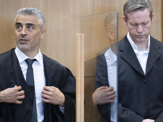 Schuss auf Lübcke war vereinbart: Angeklagter nennt Details zum Tathergang