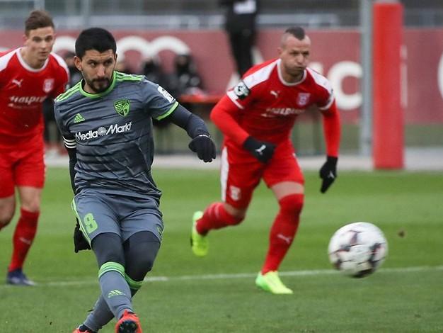 1. FC Ingolstadt - Hallescher FC 3:1: Die Highlights vom Testspiel im Video