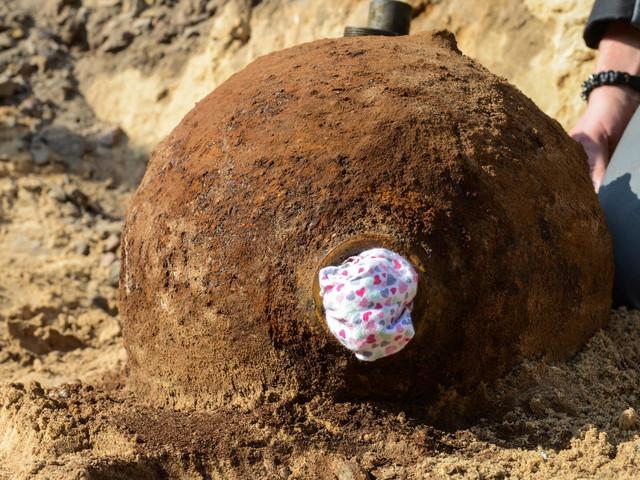 Weltkriegsbombe in Potsdam gefunden – Pendler betroffen