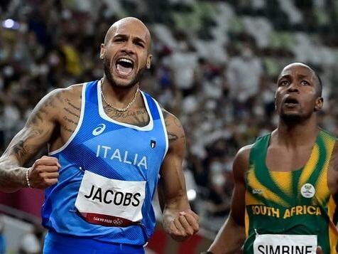 Italiener Jacobs gewinnt Olympia-Gold