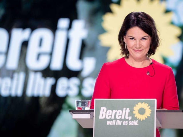 Plagiatsvorwurf gegen Annalena Baerbock: Grüne Kanzlerkandidatin fordert mehr Fairness im Bundestagswahlkampf
