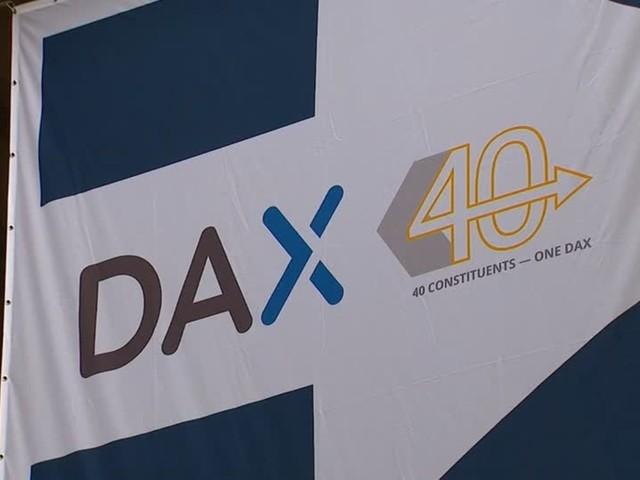 Video: Erweiterter Dax startet im Minus