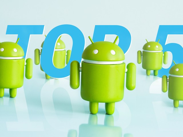 Top 5 aus dem Forum: AndroidPIT-Wichteln, Akku-Apps, unerwünschte Werbung und mehr
