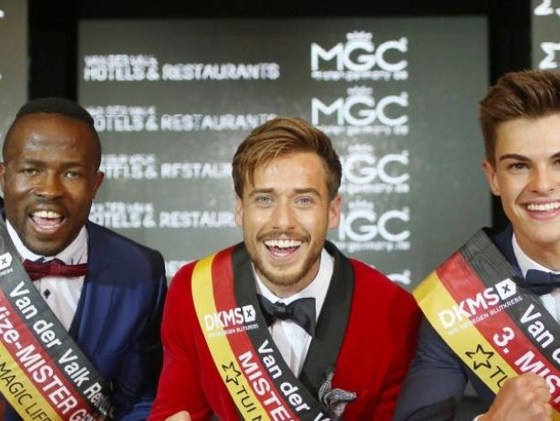 "Wettbewerb: Sasha Sasse aus Leipzig ist ""Mister Germany 2019"""