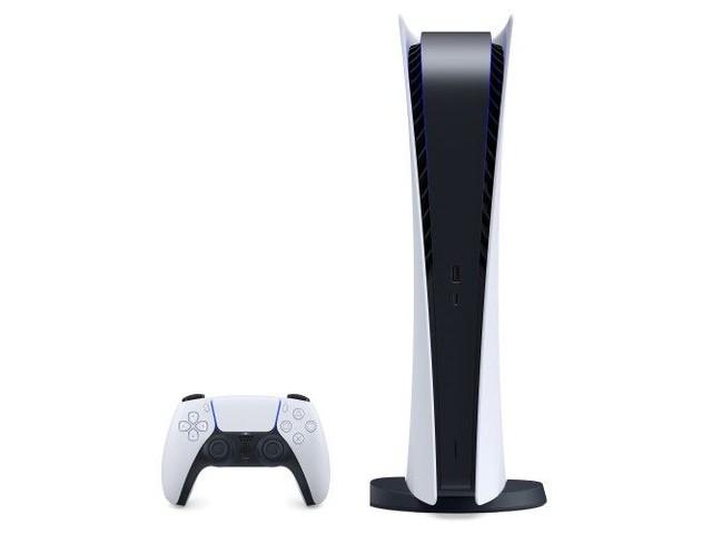 Neues PS5-Modell: Sony überarbeitet Digital Edition