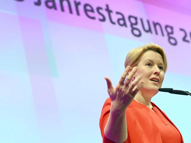 Franziska Giffeys Mann verliert Beamtenjob in Berlin - die Vorwürfe sind enorm