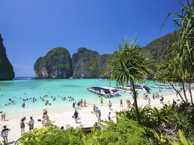 """Ko Phi Phi in Thailand: """"The Beach"""" bleibt noch länger geschlossen"""