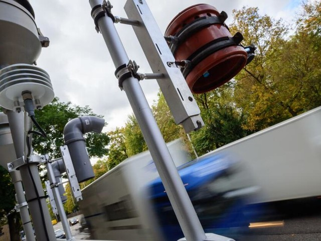 Aktion der DUH: Bundesweite Messaktion zur Luftbelastung soll ausgeweitet werden