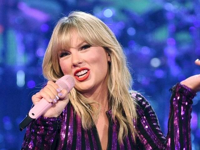 Taylor Swift dankt Fans mit Musik