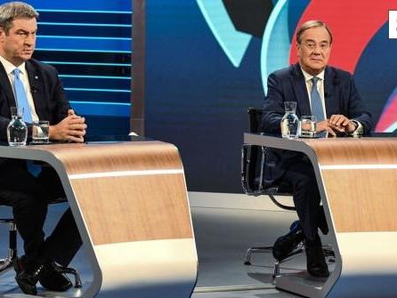 Spitzenkandidaten streiten über Querdenker-Gewalt und Wohnungsnot