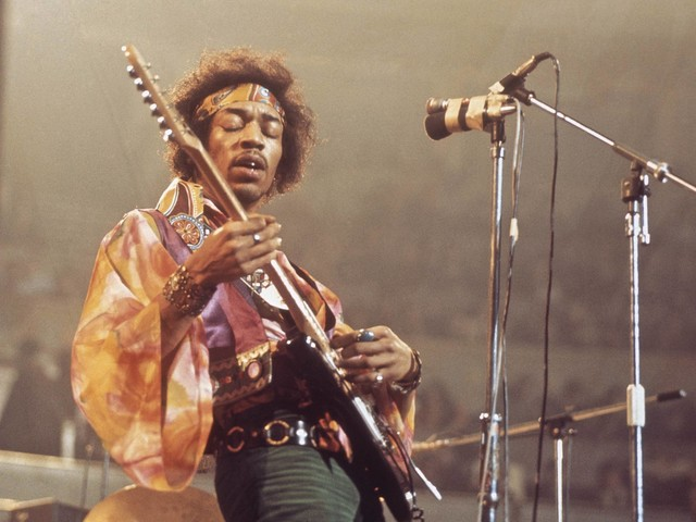 "Song des Tages: Jimi Hendrix – ""Purple Haze"""