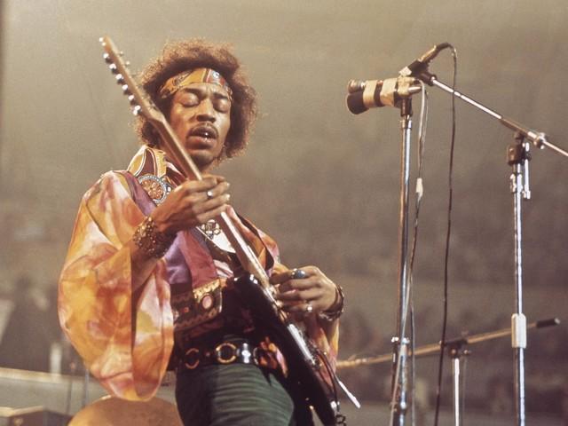 """Song des Tages: Jimi Hendrix – """"Purple Haze"""""""
