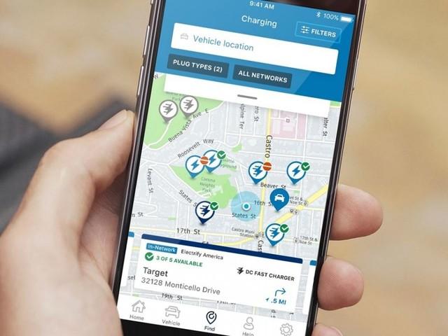 Größtes Ladenetz für E-Autos in Nordamerika geplant
